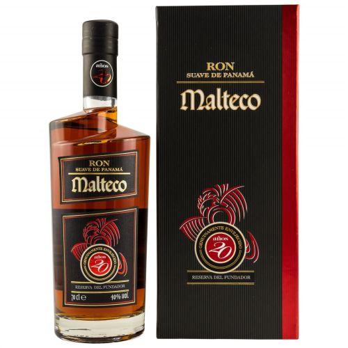 Malteco 20 Jahre Rum 40% vol. 700ml