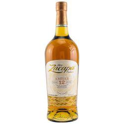 Zacapa Ambar Ron Solera 12 Rum 40% vol. 1 Liter