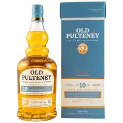 Old Pulteney 10 Jahre Whisky 40% vol. 1 Liter