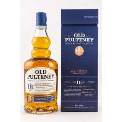 Old Pulteney 18 Jahre Whisky 46% vol. 0.70l