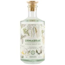 Ornabrak Irish Single Malt Gin 43% vol. 700ml