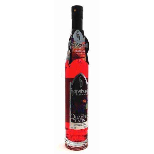 Hapsburg Red Summer Fruit Absinthe 53,5% 0.50l