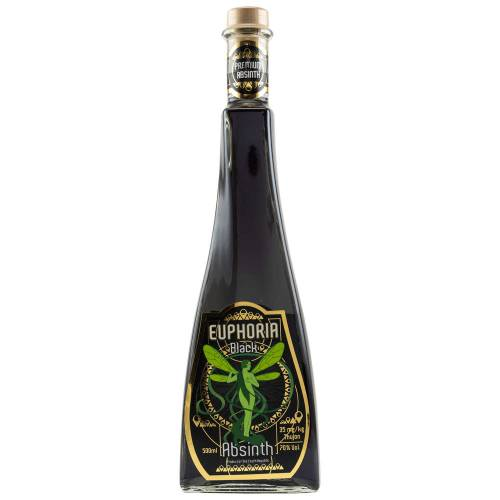 Euphoria Absinth Black (1 x 500ml)