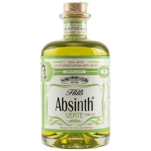 Hills Absinth Verte 70% vol. 500ml
