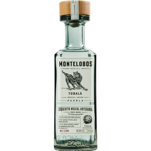 Montelobos Mezcal Tobala Joven (46,8% vol. 700ml)