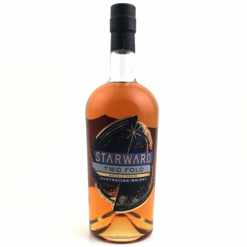 Starward Two Fold Double Grain Australian Whisky 40% vol. 0.70 l