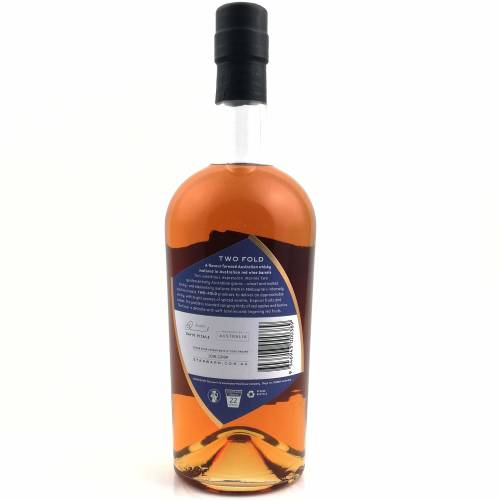 Starward Two Fold Double Grain Australian Whisky 40% vol. 0.70 l
