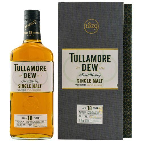 Tullamore Dew 18 Jahre Whiskey (41,3% vol. 700ml)