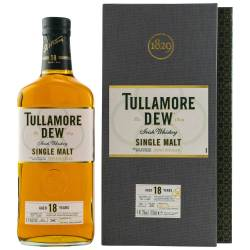 Tullamore Dew 18 Jahre Whiskey (41,3% vol. 700ml)