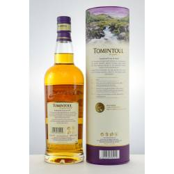 Tomintoul 10 Jahre Whisky (40% vol. 700ml)