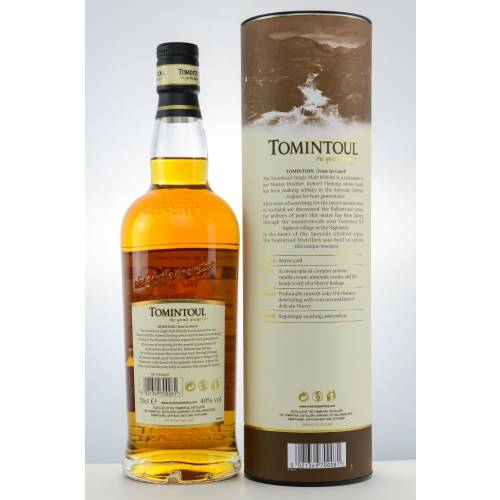 Tomintoul 12 Jahre Whisky Oloroso Cask Finish (40% vol. 700ml)