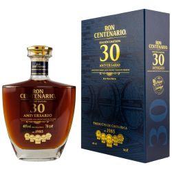 Ron Centenario 30 Jahre Sistema Solera Edicion Limitada (40% vol. 700ml)
