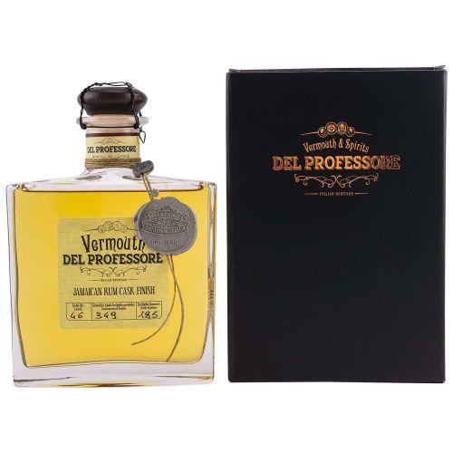 Del Professore Vermouth Jamaican Rum Cask Finish