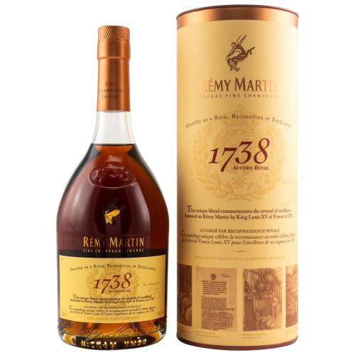 Remy Martin Accord Royal 1738 Cognac (40% vol. 700ml)