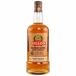 Dillon Bourbon Barrel Rhum Agricole 41% 0.70l