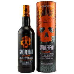 Smokehead Rum Rebel Islay Whisky (46% vol. 700ml)
