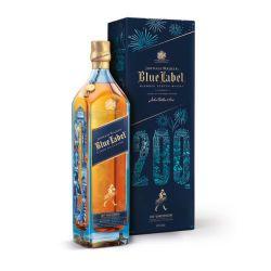 Johnnie Walker Blue Label Whisky 200th Anniversary (40%...