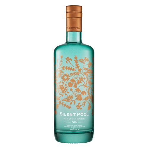Silent Pool Grain Gin 43% vol. 0.70l