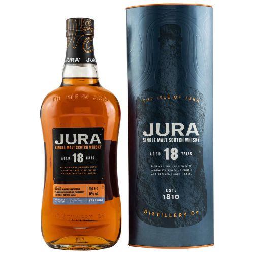Jura 18 YO Single Malt Whisky 44% vol. 0.70l