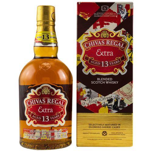 Chivas Extra 13 YO Oloroso Sherry Cask 40% vol. 0.70l