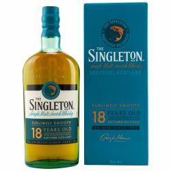 Singleton 18 Jahre Single Malt Whisky 40% vol. 0.70l