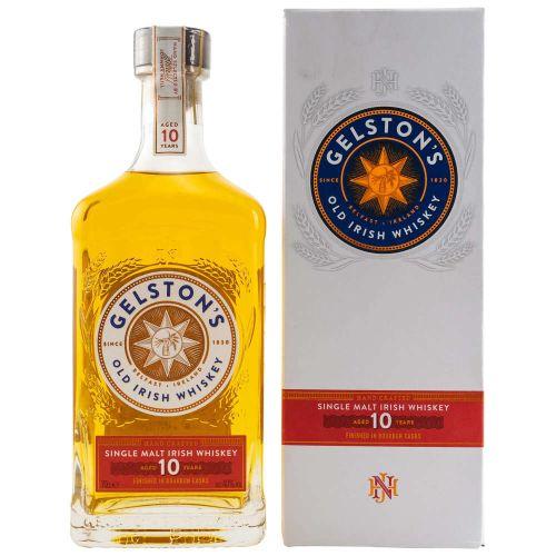 Gelstons 10 Jahre Irish Whiskey 40% vol. 0.70l