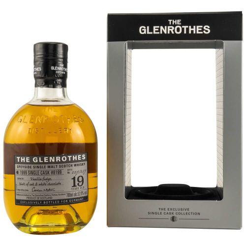 Glenrothes 1999 - 19 Jahre Single Cask #8199 (52,8% vol. 0.70l)