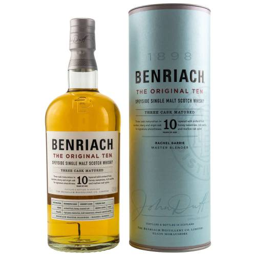 Benriach 10 Jahre The Original Ten Whisky 43% vol. 0.70l