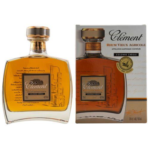 Clement Colonne Creole Rhum Vieux Agricole 40,7% vol. 0.70l