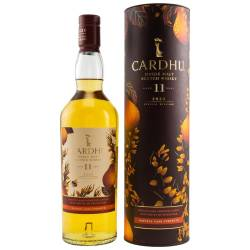 Cardhu 11 Jahre Special Release 2020 - 56% vol. 0.70l