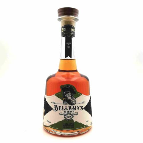 Bellamys Reserve Jamaica Pot Still Rum 40% vol. 0.70l