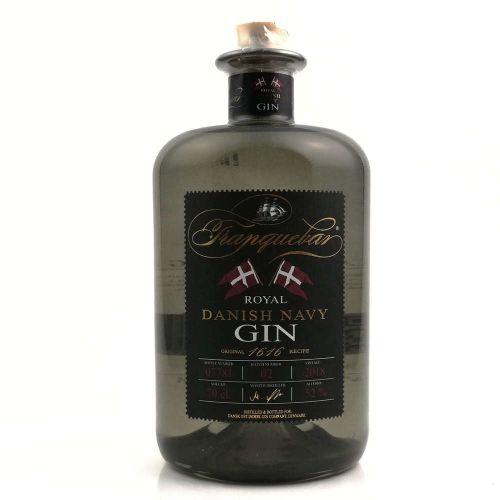 Tranquebar Royal Danish Navy Gin 40% vol. 0.70l