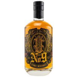 Slipknot No.9 Iowa Small Batch Whiskey 45% vol. 0.70l