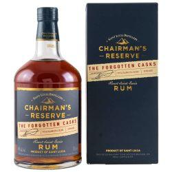 Chairmans Reserve The Forgotten Casks Rum 40% vol. 0.70l