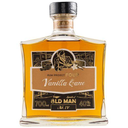 Old Man Rum Project Four Vanilla Cane 40% vol. 0.70l