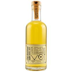 VOR Barrel Aged Pot Distilled Gin Iceland 47% vol. 0.50l
