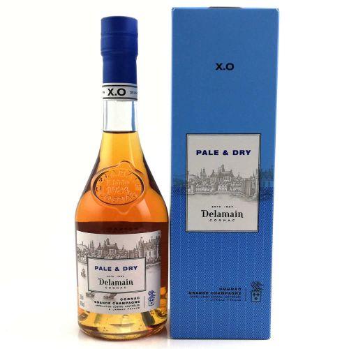 Delamain XO Pale & Dry Cognac 40% vol. 0.20l