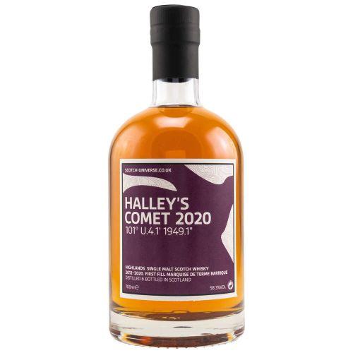 Scotch Universe Halleys Comet 2012-2020 - 8 Jahre 58,3% vol. 0.70l
