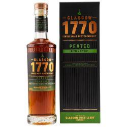 1770 Glasgow Peated Rich & Smoky 46% vol. 0.70l