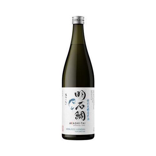 Akashi-Tai Honjozo Genshu Tokubetsu Sake 19% vol. 0.72l