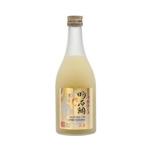 Akashi-Tai Ginjo Yuzushu Sake 10% vol. 0.50l