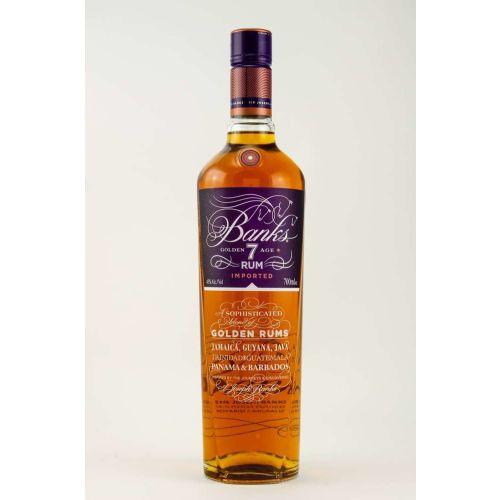 Banks 7 Golden Age Rum 43% vol. 0.70l