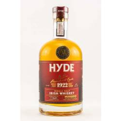 Hyde No.4 Presidents Cask Rum Finish 46% vol. 0.70l