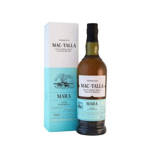 Morrison Mac-Talla Mara Cask Strength Whisky 58,2% vol. 0.70l