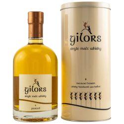 Gilors Peated - Single Malt Whisky 42% vol. 0.50l