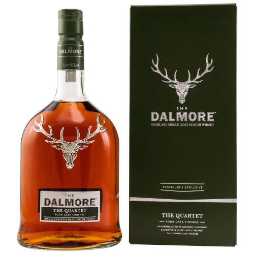 Dalmore The Quartet Travellers Exclusive 41,5% vol. 1 Liter