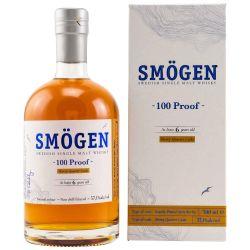 Smögen 100 Proof Sherry Quarter Cask Batch #2 - 57,1% Vol. 0.50l