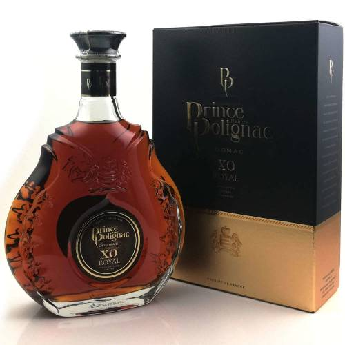 Polignac Prince Hubert XO Royal Cognac (1 x 1 Liter)