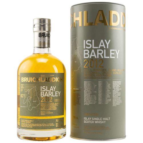Bruichladdich Islay Barley 2012 - 50% Vol. 0.70l
