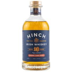 Hinch 10 Jahre Sherry Cask Finish (43% Vol. 0.70l)